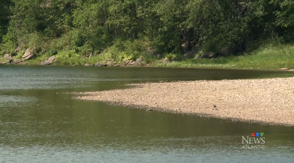 As temperatures have soared this summer, water levels on rivers and lakes are reaching lows that have not been seen in years.