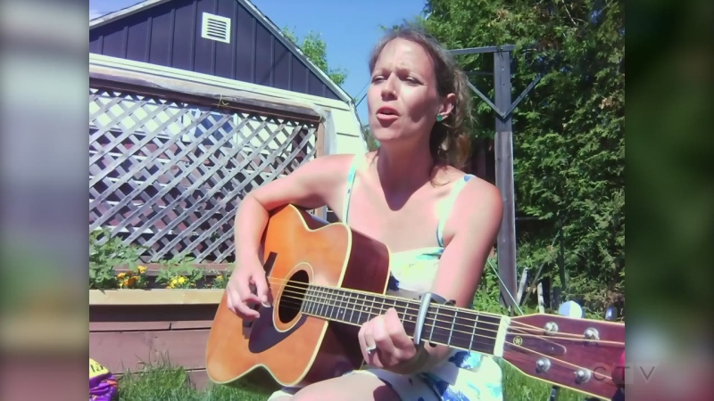 Watch Spanish, Ont.'s Jenny Masssicotte perform 'I Learned That From You' by Sara Evans as seen on CTV News Northern Ontario.