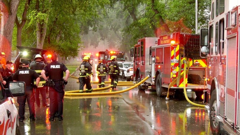 spence street fire