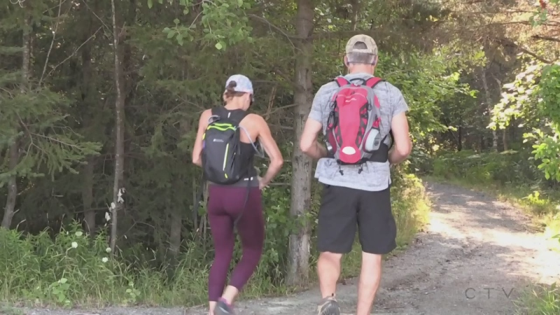 Annual Sudbury Camino gets underway Friday encouraging people to hike 30 kms  through the city either all at once or over the next month.