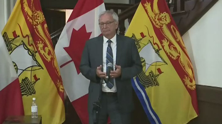 N.B. Liberals reject Premier's election deal