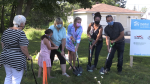 The Sault Ste. Marie Habitat for Humanity has broken ground on its 12th annual build (Christian D'Avino/CTV Northern Ontario)