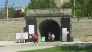 Brockville Railway Tunnel reopens