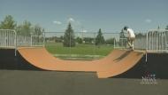 New skate park in Sudbury