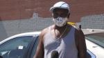 Taxi driver describes passenger attack