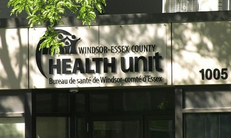 Windsor health unit