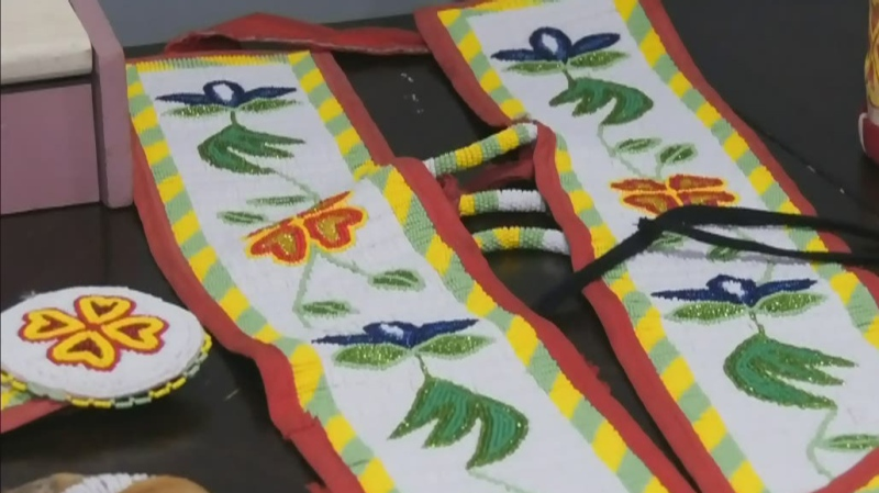 Stolen regalia returned, two years later