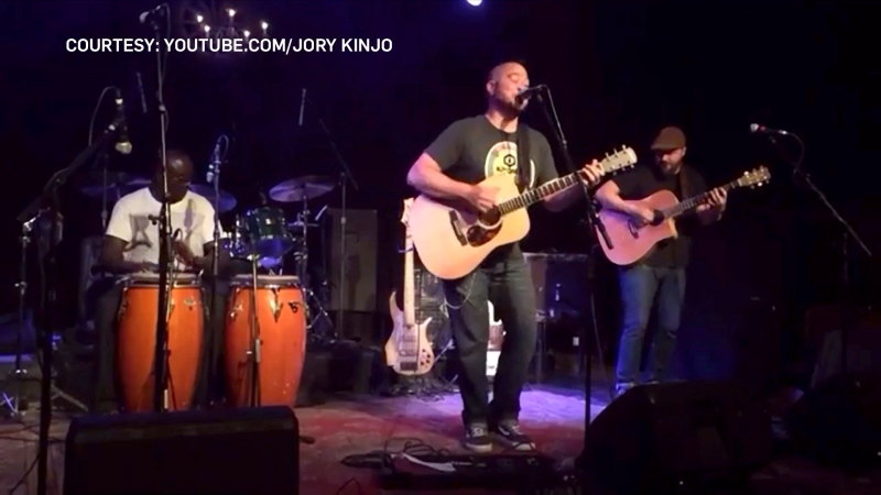 Performer Jory Kingo is organizing a weekend of shows as a fundraiser for the Ironwood Stage and Grill.