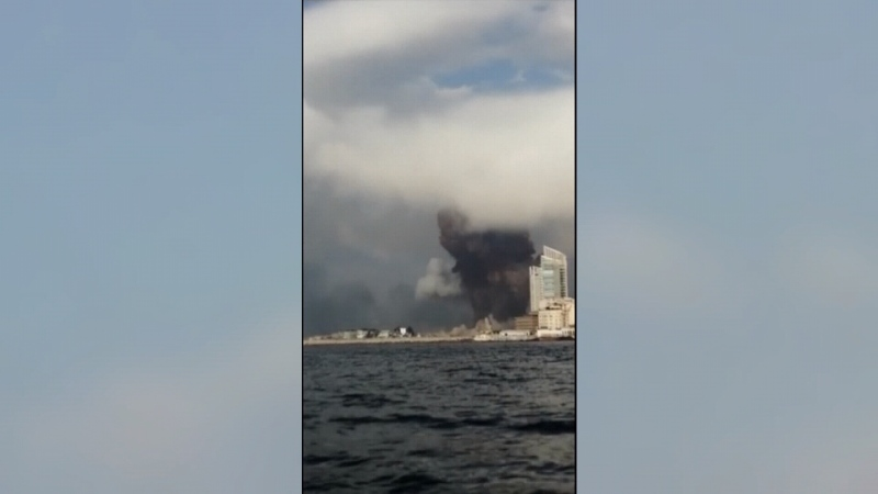 CTV National News: Two Canadians killed in blast