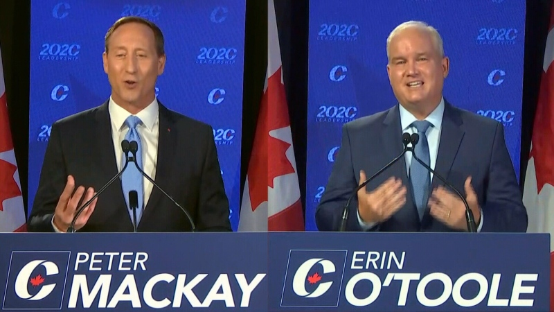 CTV National News: Conservative leadership race