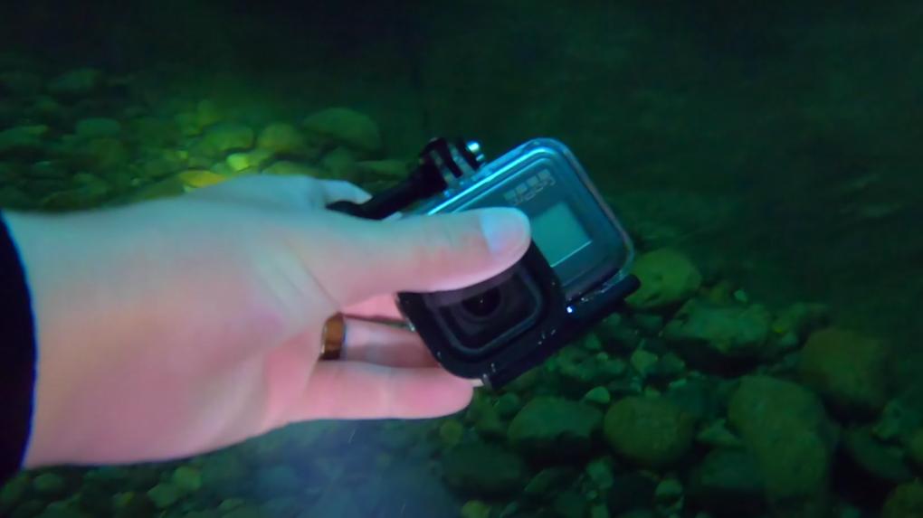 Found GoPro