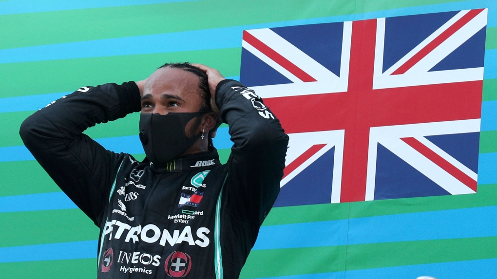 Lewis Hamilton wins Spanish GP for 88th career victory in F1 | CTV ...