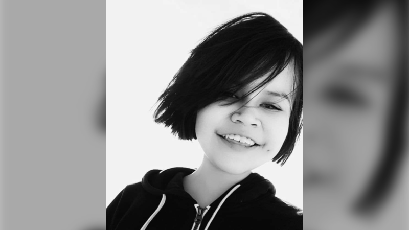 Tammy Nattaway, 16, disappeared from Garden Hill First Nation July 20. SOURCE: Manitoba RCMP.