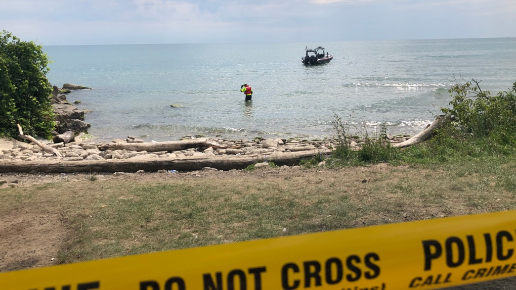 Body recovered near Bluffer's Park Beach