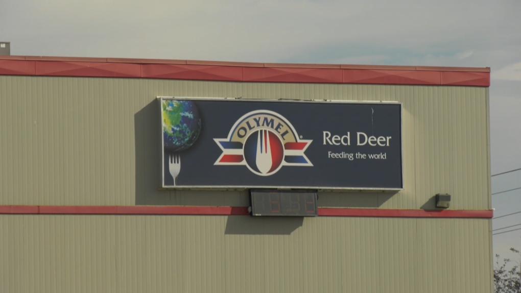 Olymel Red Deer plant
