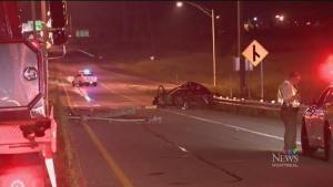 At the time of the accident, Singh was travelling at 105 km/h, while the Ramos' car was going 67 km/h. He reportedly tried to change lanes before the collision.