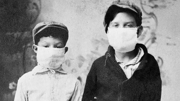 Here's what happened when students went to U.S. schools during the 1918 pandemic