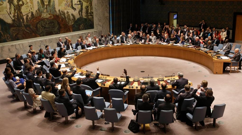 US Triggers Return of Iran Sanctions at UN