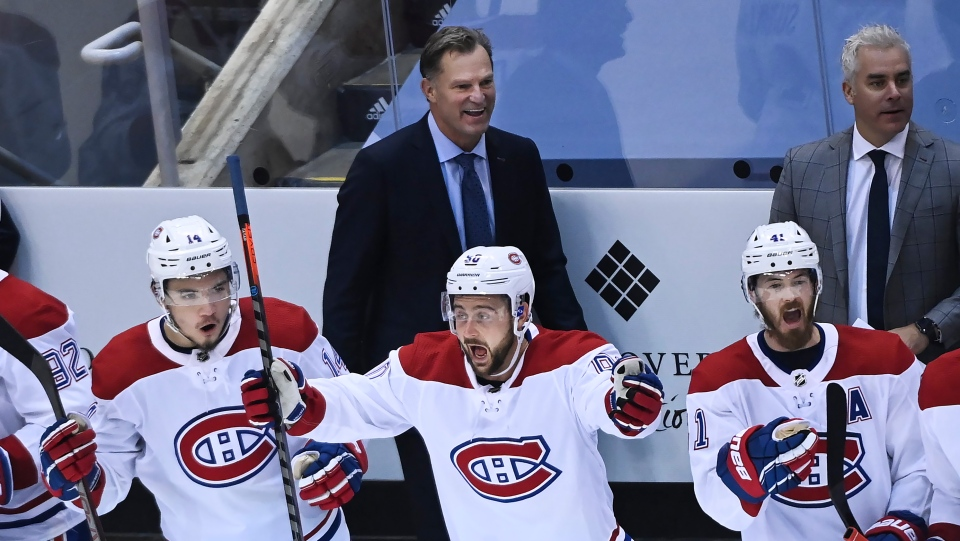 The Habs stay alive in Game 5