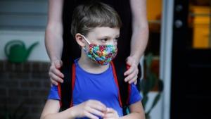 child mask