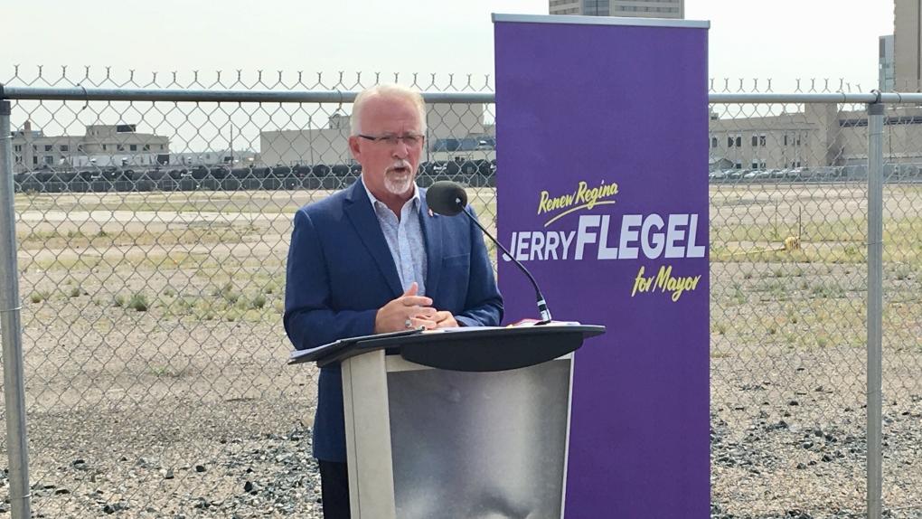 Jerry Flegel