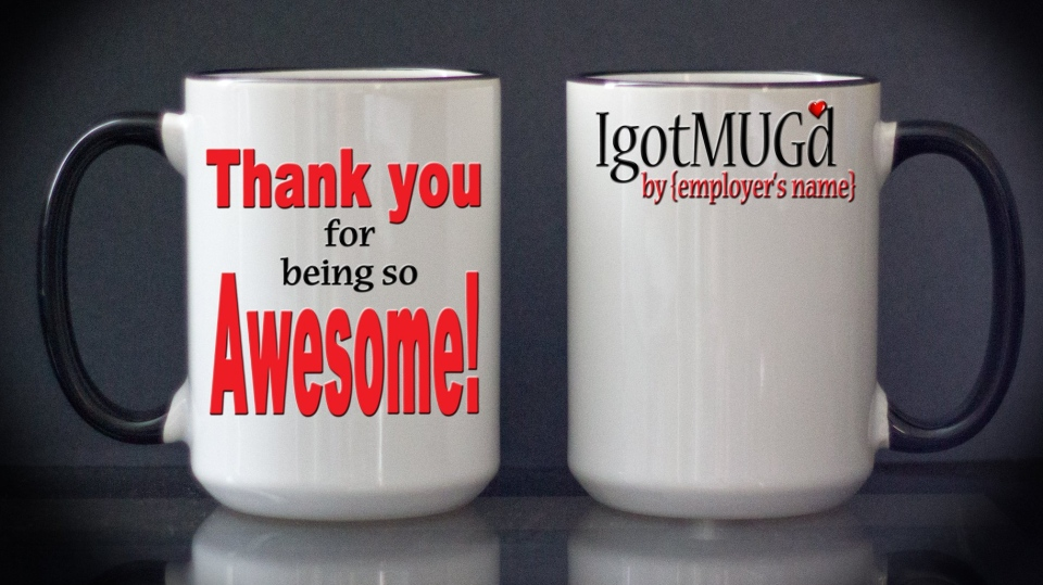 IgotMUG'd is an online business specializing in creating and distributing uplifting mugs. (Source: IgotMUGd/Facebook)