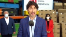 PM Trudeau on federal funding for PPE