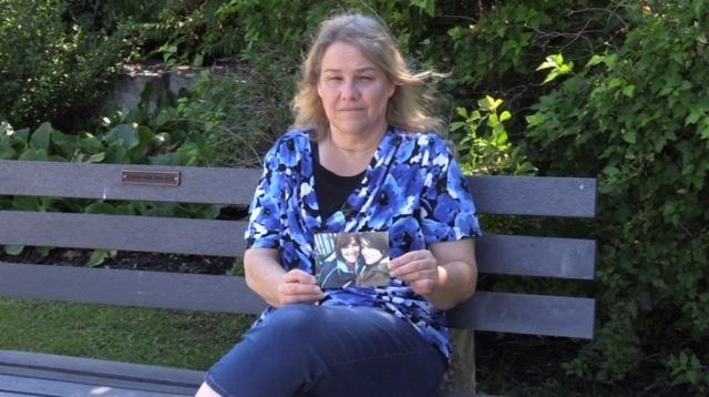 Exeter Ont. resident Kathy Marys. (Scott Miller/CTV London)