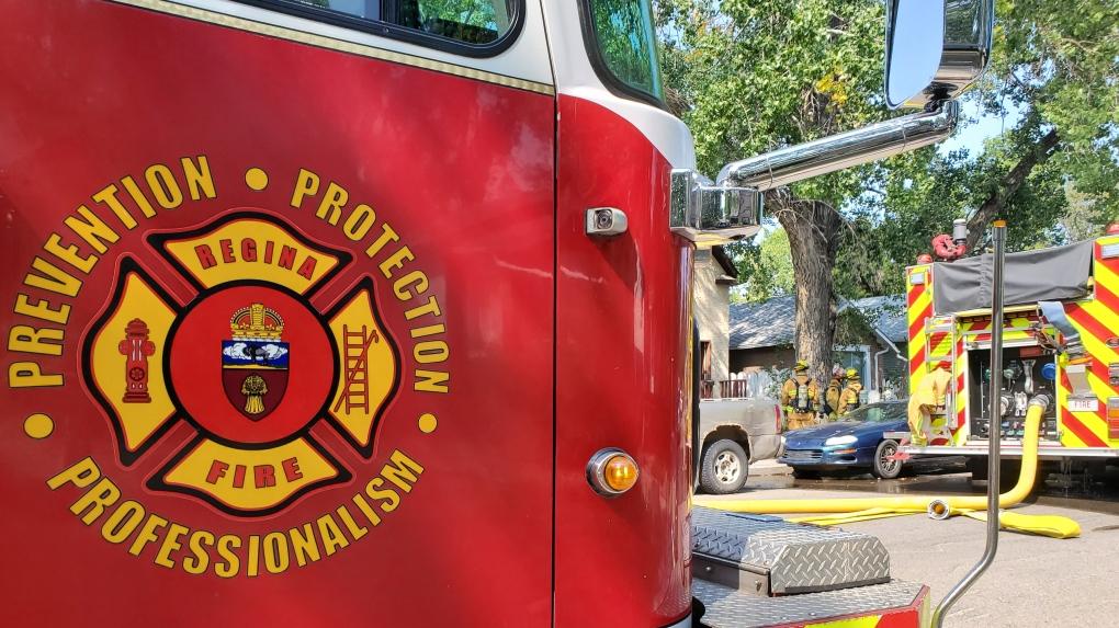 Regina Fire Department