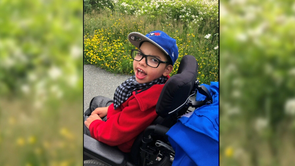 Dartmouth, N.S. resident Meredith Tasiopoulos says her five-year-old son Eli, who has special needs, is excited to return to school. However, she still isn't sure what returning to school will look like for him.
