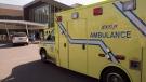 Quebec ambulance - FILE PHOTO. THE CANADIAN PRESS/Ryan Remiorz