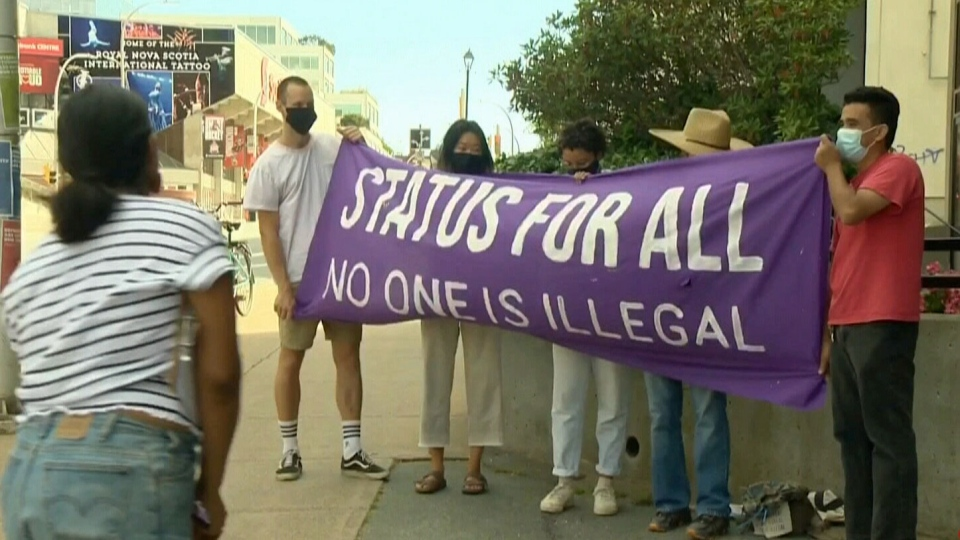 Day of action for asylum seekers