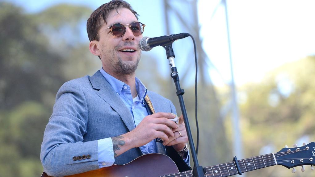 Singer-songwriter Justin Townes Earle