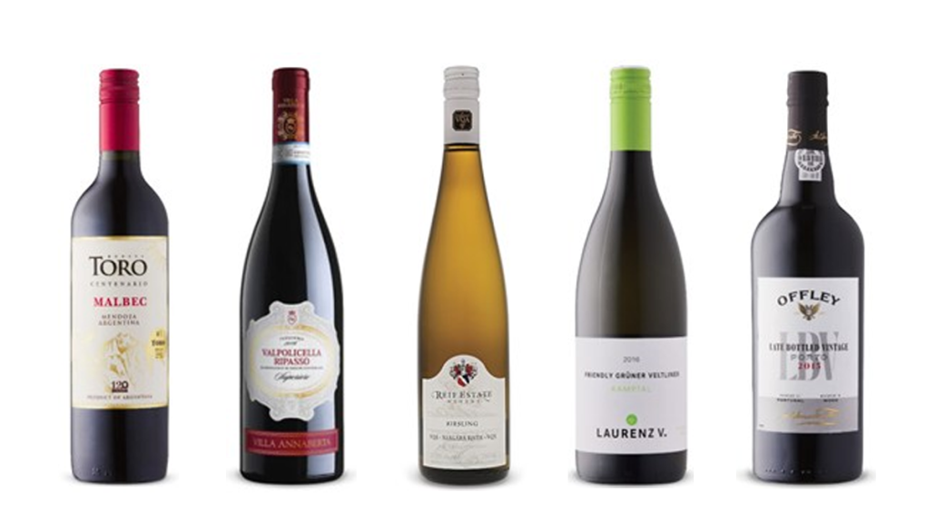 Natalie MacLean's Wines of the Week, Aug. 24, 2020