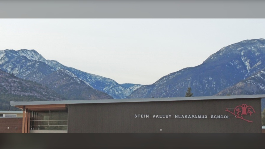 Stein Valley Nlakapamux School