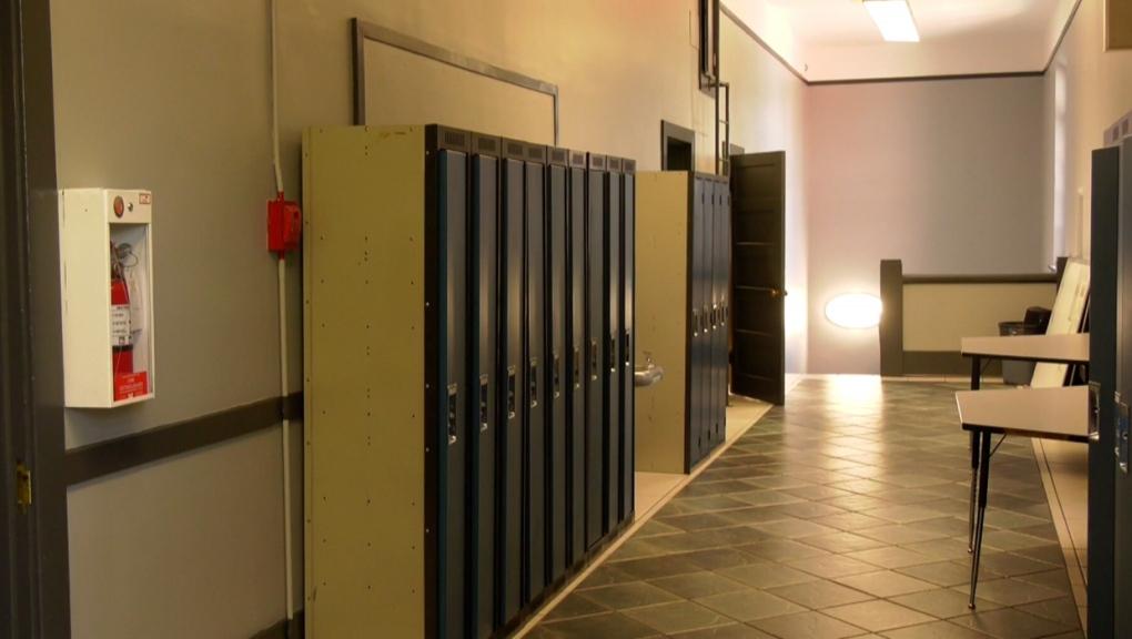 School, hallway, classroom, back-to-school