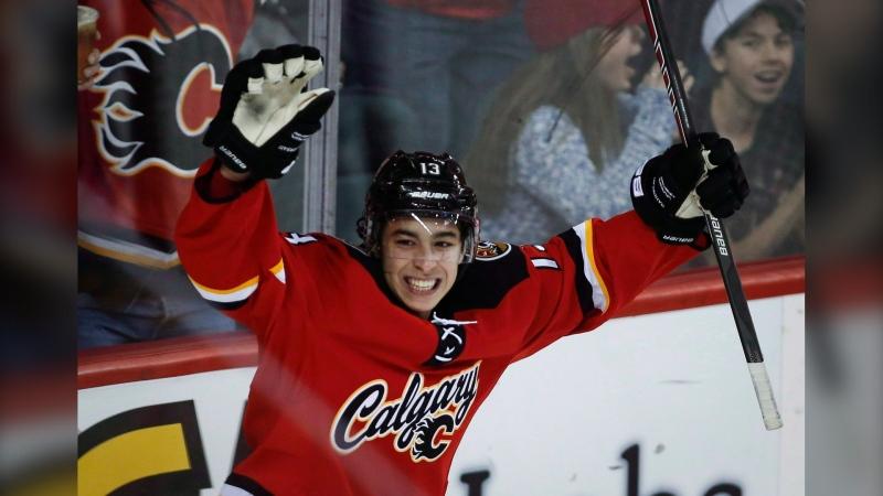 Calgary Flames Johnny Gaudreau