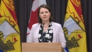 """Public Health will continue to monitor the situation in Quebec and provide advice to government regarding border measures,"" said Dr. Jennifer Russell, New Brunswick's chief medical officer of health"