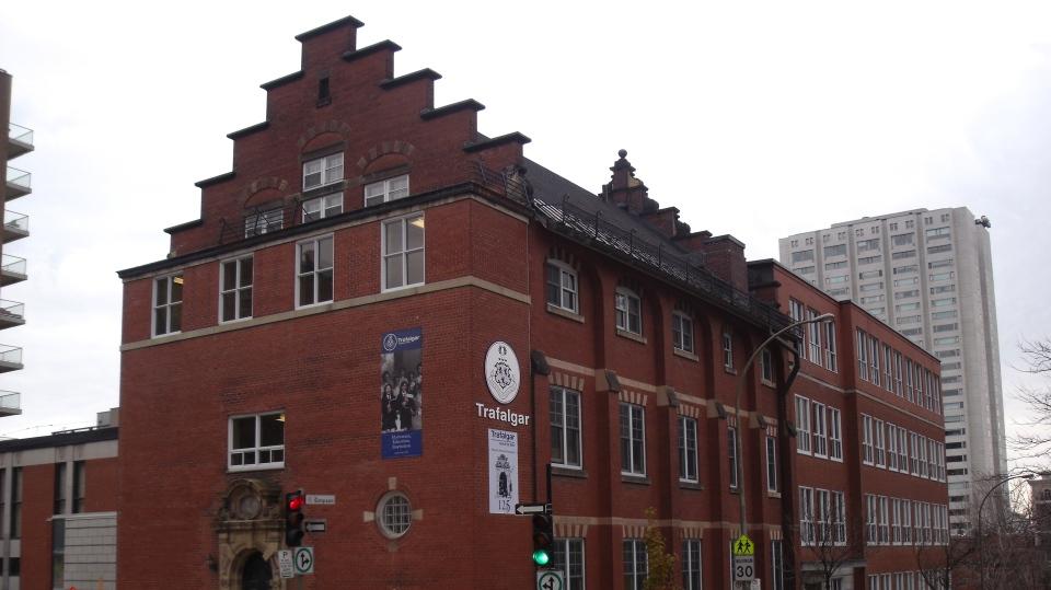 Trafalgar School for Girls