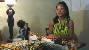Doll-maker hopes to send message of tolerance