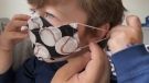 Children need to learn the importance of wearing masks at school according to one Alberta doctor.
