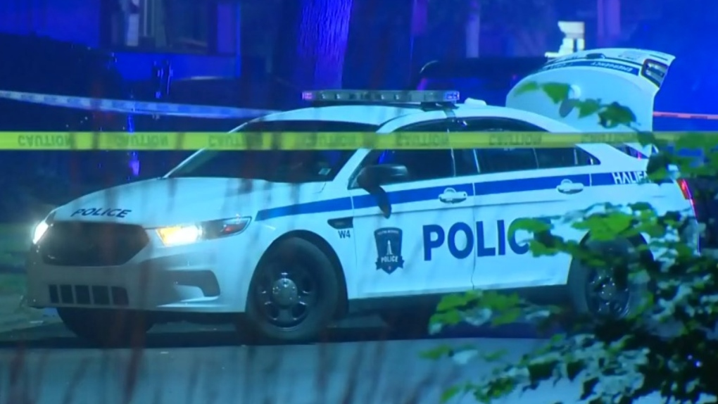 officer-involved shooting in Halifax