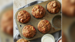Carrot Apple Muffins