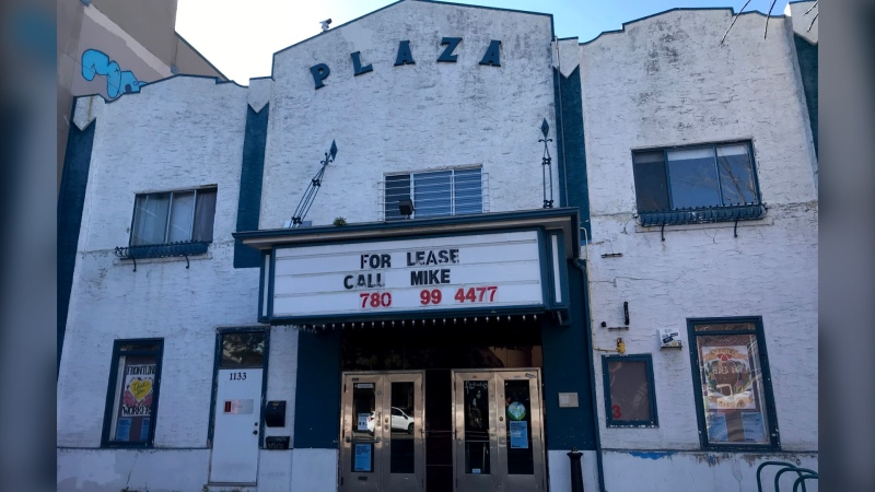 The owners of the Plaza Theatre building in Kensington confirm to CTV News that they've secured a new tenant who plans to continue operating it as a theatre. (file)