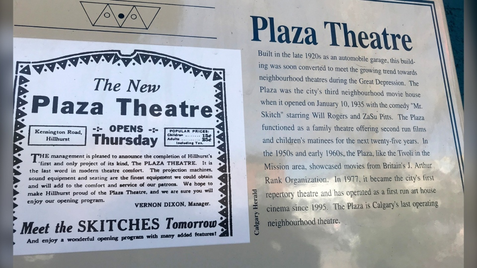 Calgary Plaza Theatre