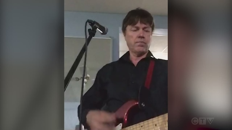 Sudbury area musician Ivan D covers the Gerry and the Pacemakers tune, 'Don't Let the Sun catch you Crying.'