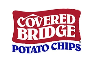 Covered Bridge Potato Chips Logo