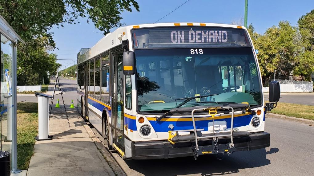 Regina transit on-demand