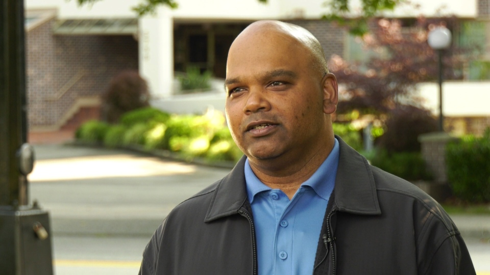 Ron Anganu gave up $2,750 to get his money back.