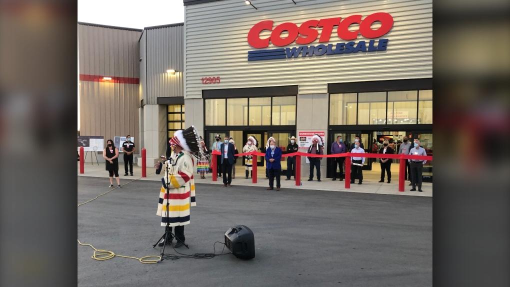 Costco, Tsuut'ina, warehouse, Roy Whitney, Taza